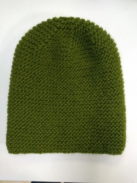 Simple Chunky Hat
