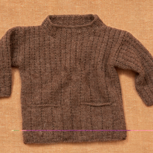 Hubberholme Jumper by Jane Ellison
