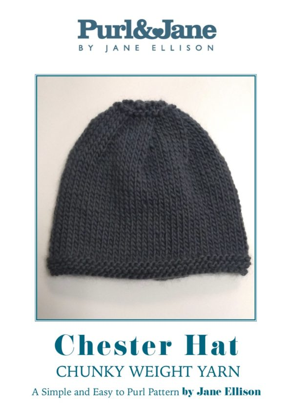 Chester Hat Pattern