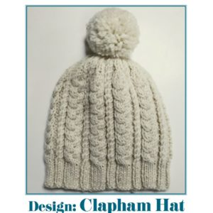 Clapham Hat Pattern