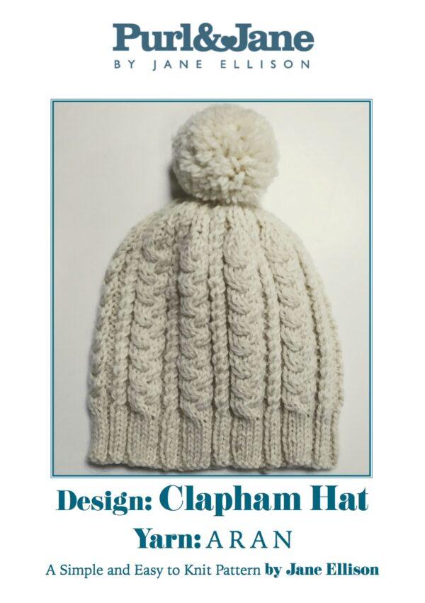 Clapham Hat Pattern