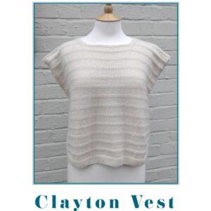 Clayton Vest Pattern
