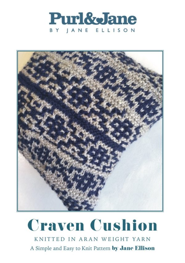 Craven Cushion Pattern