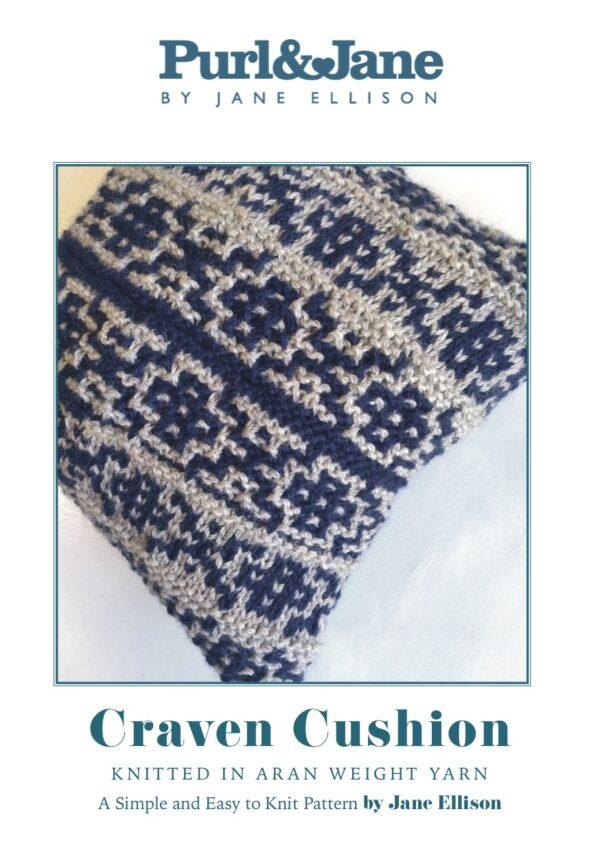 Craven Cushion Pattern