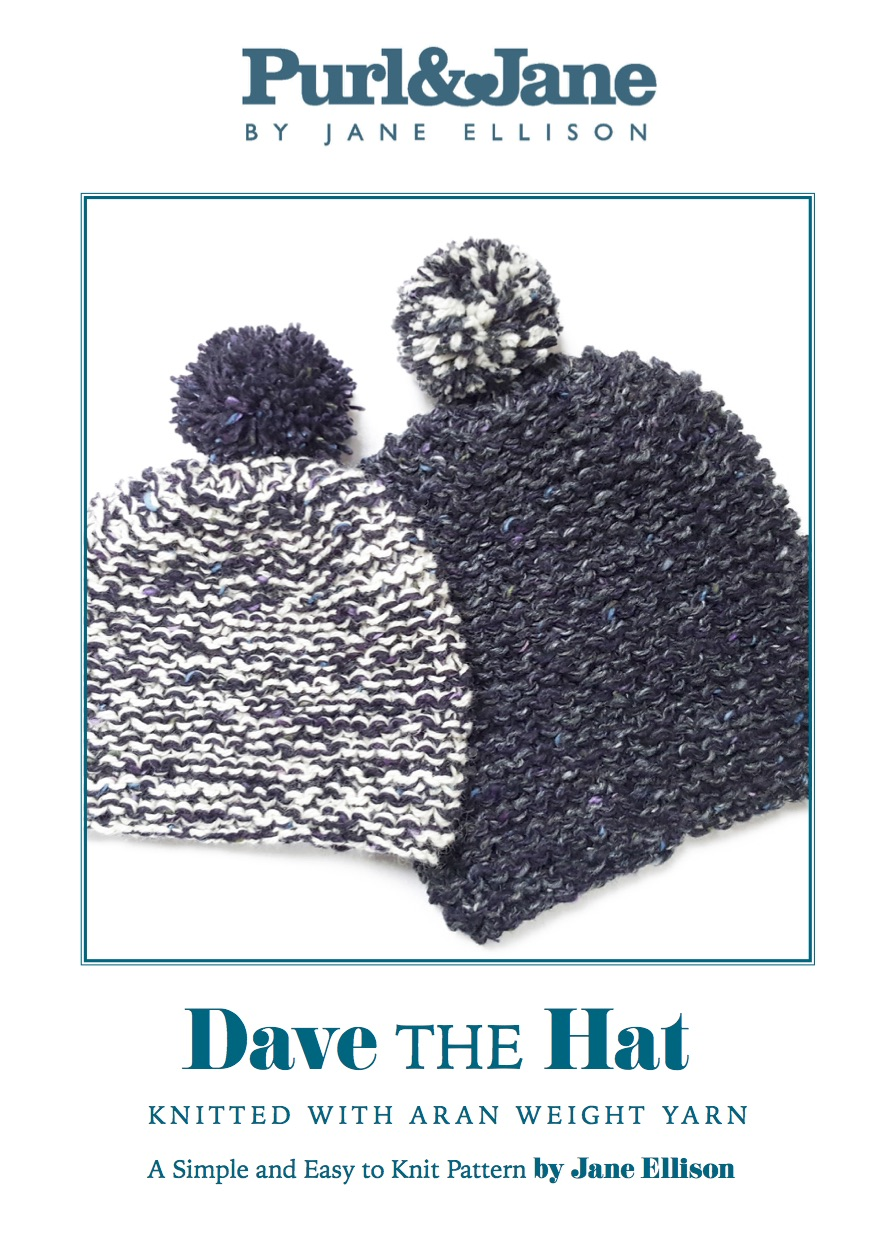 Dave The Hat Pattern