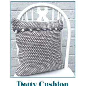 DOTTY CUSHION DOWNLOAD PATTERN