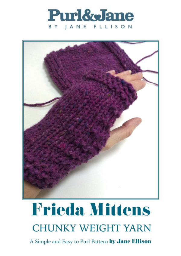 FRIEDA MITTENS DOWNLOAD PATTERN