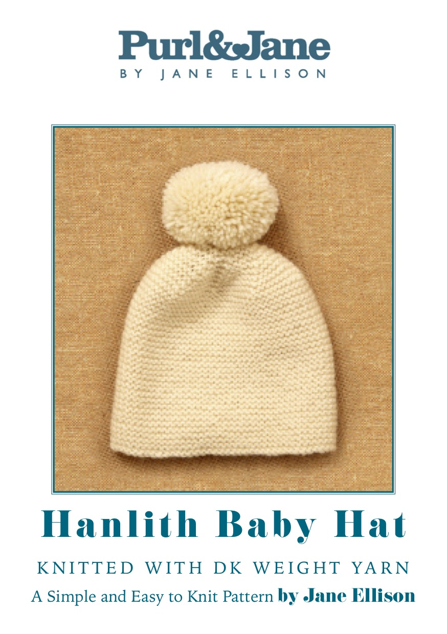 HANLITH BABY HAT DOWNLOAD PATTERN