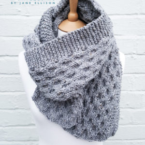 Honey Scarf Pattern