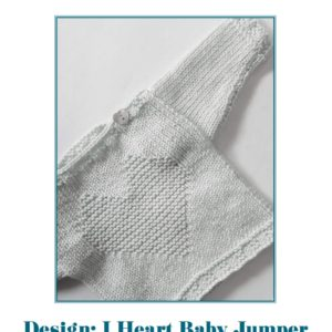 I Heart Baby Jumper Pattern