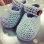 Billie Bootees Pattern