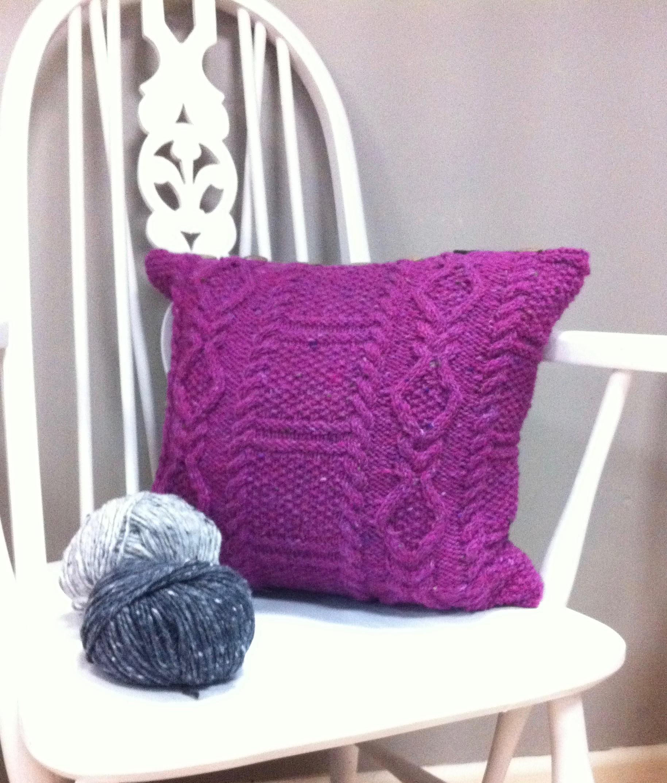 Farrimond's Cushion Pattern