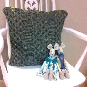 Hannafore's Cushion Pattern