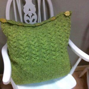 Portalla's Cushion Pattern