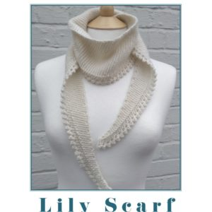Lily Scarf Pattern