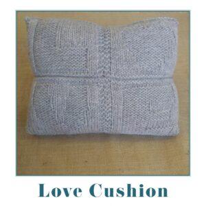 Love Cushion Pattern