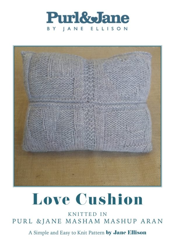 Love Cushion Pattern