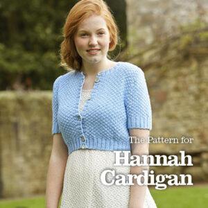 Hannah Cardigan Pattern