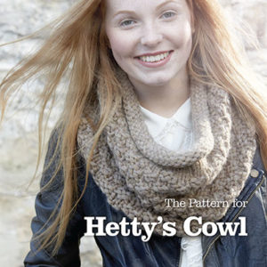 Hetty's Cowl Pattern