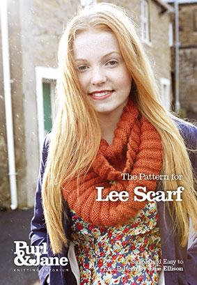 Lee Scarf Pattern