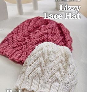 Lizzy Lace Hat Pattern