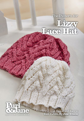 Lizzy Lace Hat Pattern