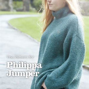 Philippa Jumper Pattern