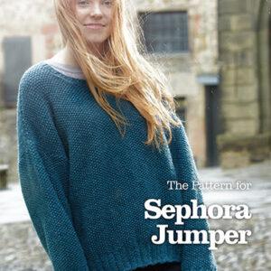 SEPHORA JUMPER PRINTED PATTERN