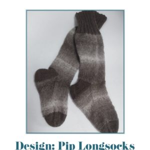 Pip Longsocks Pattern