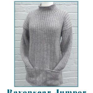 Ravenscar Jumper Pattern