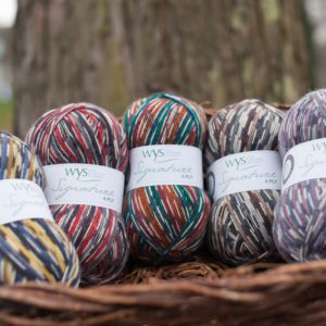 Country Birds Signature 4 Ply