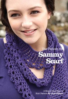 Sammy Scarf Pattern