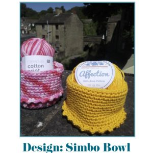 Simbo Crochet Bowl Pattern
