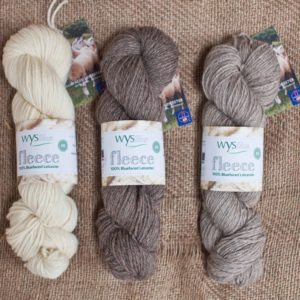 Bluefaced Leicester DK - Natural Shades