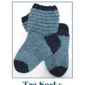 Trá Socks Pattern
