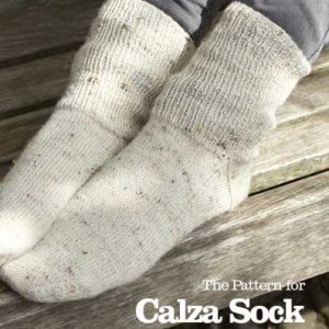 Calza Sock Pattern